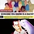 Alguem que você conhece pode ser um racista