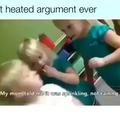 Memedroid argument be like