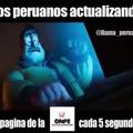 Mierdamori VS Pedro Picapiedra (Si no eres peruano ignora este meme)