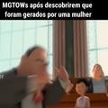 Mgtow é o sinônimo de gay