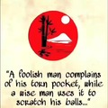 Wise man.