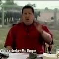 Eres un burro Mr.Danger