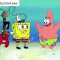 Sponge Master Square Chief