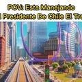 Meme Basado En El Tren Que Descarriló Piñera En Chile